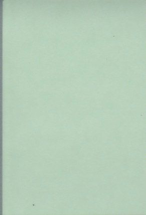 A6 THICK VELLUM JADE GREEN 25 sheets