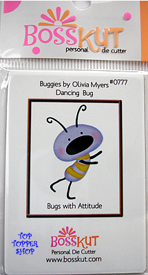 BUGGIES BOSS KUT DIE - DANCING BUG